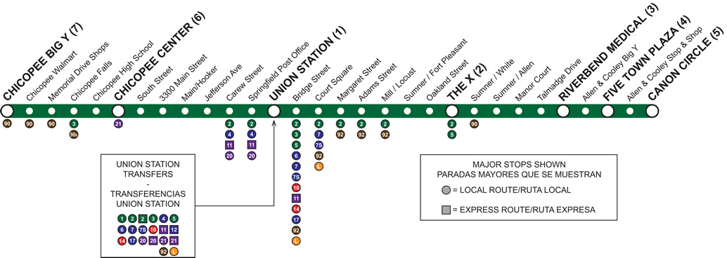 PVTA Schedules